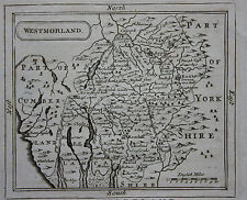 Original antique county map of WESTMORLAND, Seller / Grose c.1809