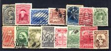 Newfoundland Older Lot Small Collection of Fine Stamps