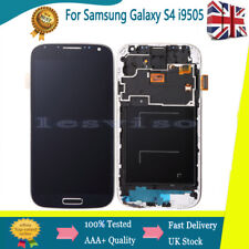 For Samsung Galaxy S4 GT-i9505 LCD Screen Touch Digitizer Replacement Blue UK