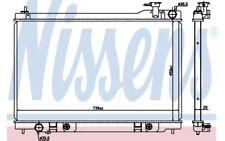 NISSENS Radiador, refrigeración del motor INFINITI FX 68119