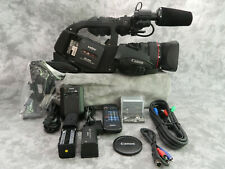 New ListingCanon Xl H1a Hdv Camcorder with Accessories and Petrol Bag