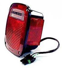 Left Hand Tail Light With Black Housing 1987-1990 Wrangler Yj X 12403.11