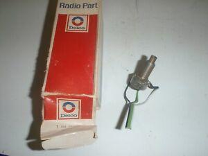 NOS GM Radio Speaker Fader Control 73 74 75 76 77 Pontiac Grand Prix LeMans