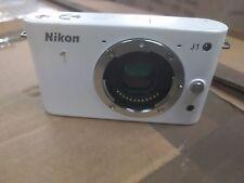 Nikon 1 J1 10.1 MP Digital Camera - White - Body only