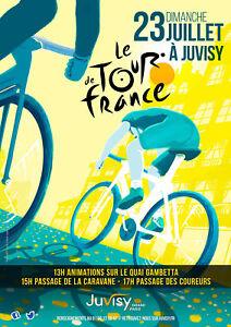 """Vintage """"Tour De France 1973"""" Reproduction Poster, Home Wall Art, Print"""