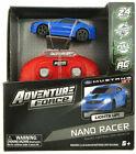 Nano Racer RC Car ~ Mustang ~ Blue ~ Adventure Force ~ Radio Control Fun