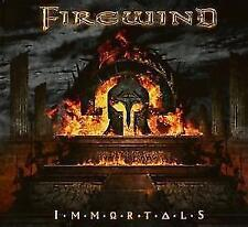 Firewind - Immortals  LIMITED EDITION  CD  NEU  (2017)