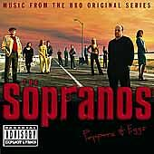 Various Artists : Sopranos 2: Peppers & Eggs / Tv O.S.T. Television Soundtrack