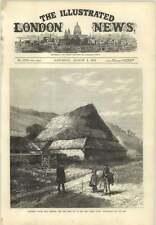 1873 Evershed's Rough Dorking Bishop Wilberforce Cross Cut Turf Barn Scythe