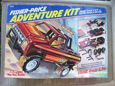 1983 MISB Fisher Price Adventure Kit