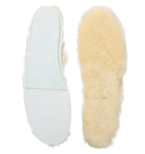 UGG Women Sheepskin Insole White Size 7 0972