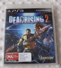 Dead Rising 2 PS3 PlayStation 3 Video Game Complete