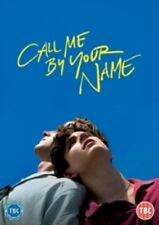 Call Me By Your Name (Timothee Chamalet) New DVD Region 4