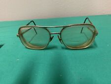 Vintage Glasses With Frames Thick Unknown Lens Size Adult Size Unbranded