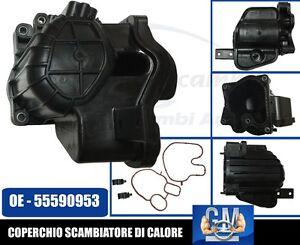 55590953 COPERCHIO SCAMBIATORE DI CALORE OPEL