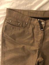 Fendi Logo Pants Jeans Size 30 Vintage