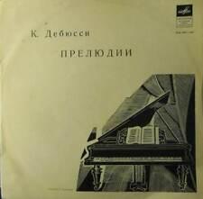 "ALEXEY LUBIMOV play Debussy""24 preludies""  MELODIYA 2LP"