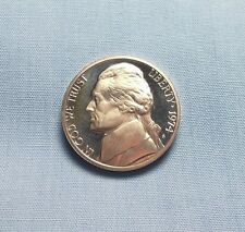 """1974-S Jefferson Nickel """"Proof""""  Coin  (lot #2)"""