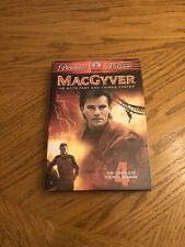 MacGyver: The Complete Fourth Season (Dvd, 1988) Brand New