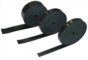 SOLID NEOPRENE RUBBER STRIP - VARIOUS SIZES OF RUBBER STRIPS AVAILABLE