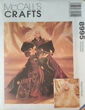 """McCall's Crafts pattern 8995  16"""" Angels  uncut"""