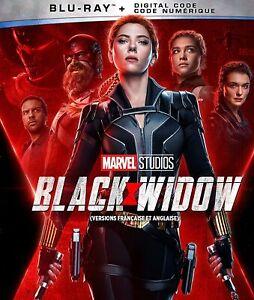 Black Widow Blu-ray + Digital (2021) NEW Sealed
