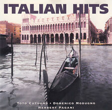 Compilation CD Italian Hits - France
