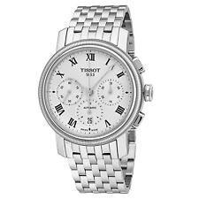 Tissot Men's Bridgeport Stainless Steel Chronograph Date Watch T0974271103300