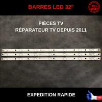 LBM320P0701-FC-2 LB32080 V0 GJ-2K16 TPT315B5 BARRES LED TV PHILIPS SONY