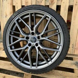 18 Zoll DM08 Winter Räder für Audi A4 B8 B9 A5 S5 A6 4F VW Arteon 245-40r18 ET35