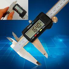 "12"" 300MM Electronic Digital Vernier Caliper Micrometer Large LCD Display USA"