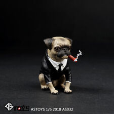 ASTOYS 1/6 AS032 Starling Cigar Dog pet animal 12''Figure Scene Tool Accesories