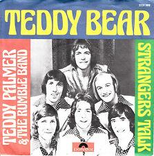 "Teddy Palmer & The Rumble nastro-Teddy Bear (Elvis COVER vers * 7"" Vinyl single"