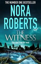 The Witness, Roberts, Nora, Very Good condition, Book
