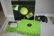 Limited Edition MOUNTAIN DEW XBOX (Microsoft) - COMPLETE IN BOX! Incredibly RARE