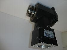 "Stober KS402SF0140MT 14:1 right angle Servo gearbox 2"" flange Input 3/8"" hollow"