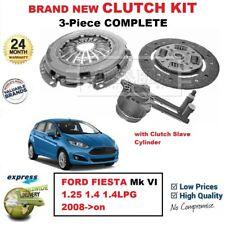 Para Ford Fiesta VI 1.25 1.4 1.4LPG 2008- > Encendido Nuevo 3-PIECE Embrague Kit
