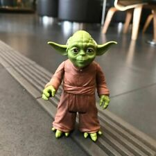 Star Wars Master Yoda Action Figure Loose Toy
