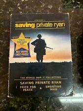 Saving Private Ryan The World War Ii Collection (Dvd, 2004, 4-Disc BoxSet) fr/sh