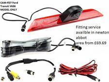 Ford Transit 2014 > (V636) Freno deja de luz y CCD cámara de visión trasera de visión nocturna