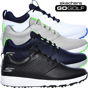 SKECHERS GO GOLF ELITE V.4 H2GO MENS WATERPROOF GOLF SHOES / ALL COLOURS & SIZES