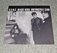 BLACK Rebel Motorcycle Club/BRMC-SAME S/T (1st Press, Virgin Records 2001)