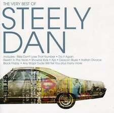 The Very Best Of [2 CD] - Steely Dan IMS-GEFFEN RECORDS