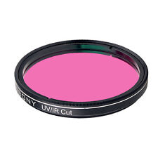 "Hot 2"" UV/IR CUT Block IR Filter Monochrome CCD for Astrophotography"