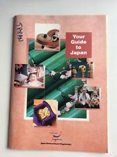 Magazine - 'Your Guide to Japan 2000' by Japan National Tourist Organisation