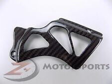 Ducati 748 916 996 998 Side Engine Sprocket Chain Case Cover Cowl Carbon Fiber