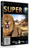 DVD - Wilder Planet Terra - Super 7 - Africa - Nuovo/Originale