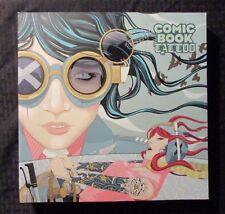 2008 COMIC BOOK TATTOO 1st Printing Image SC NM 9.4