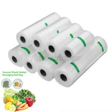 New listing 1/2 Roll Pack Vacuum Sealer Bags 30*5M Food Seal Bag For Kitchen Food Bags Usa