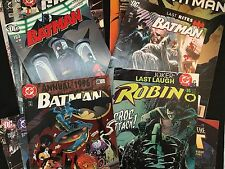 Batman / Robin / GCPD - 18 Issues Comic Books Set